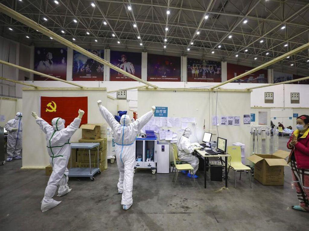 Ilmuwan China Olah Ragi Roti Jadi Vaksin Antivirus Corona
