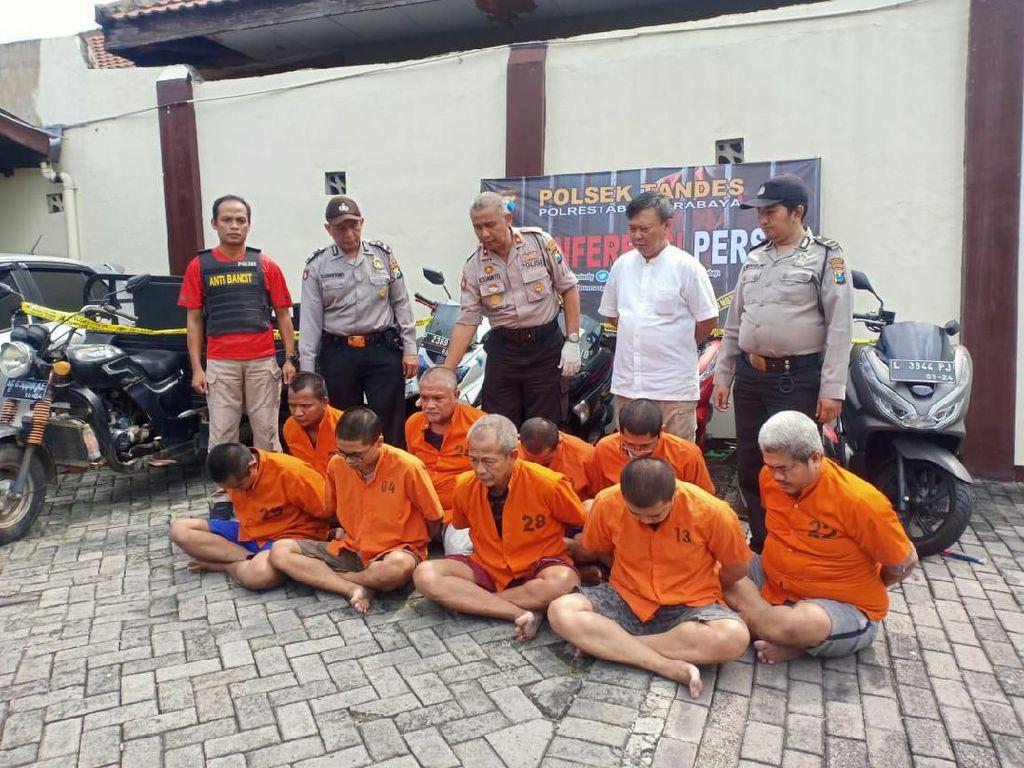 Gudang Kedelai di Surabaya Dibobol 9 Karyawan, Kerugian Capai Rp 4 M