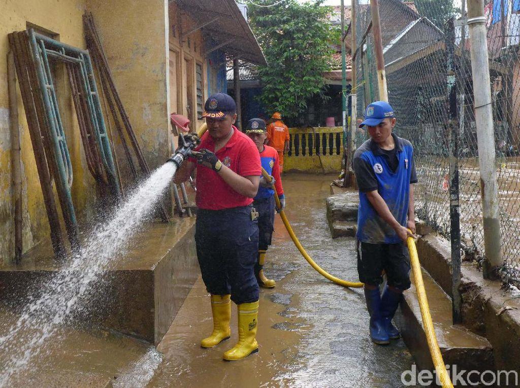 Plh Kepala BPBD DKI Akan Kedepankan Kolaborasi untuk Atasi Banjir
