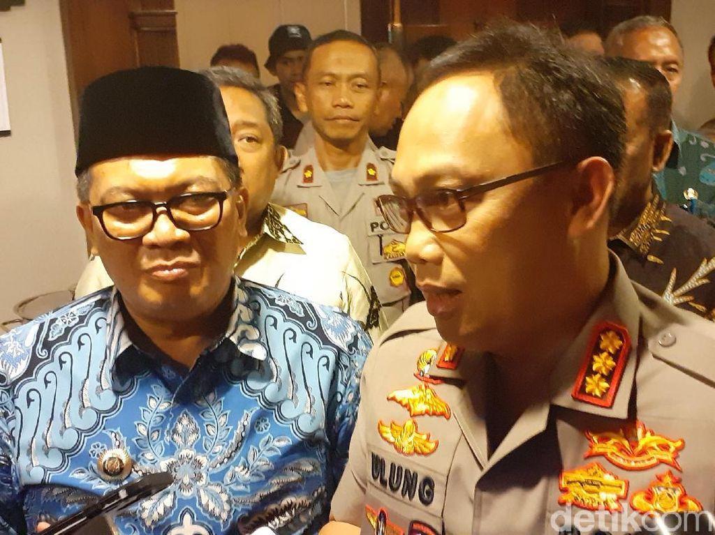 Kapolrestabes Bandung ke Kelompok Anarko: Macam-macam Kita Tindak!