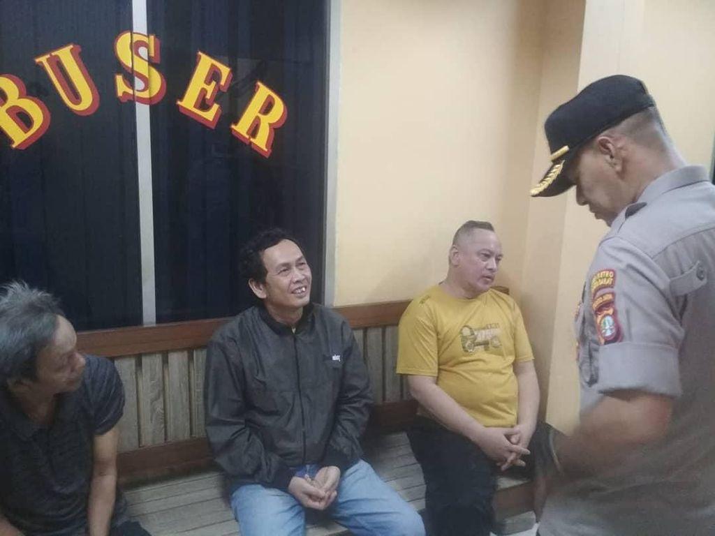 3 Opang yang Getok Tarif Rp 250 Ribu di Jakbar Ditahan Polisi