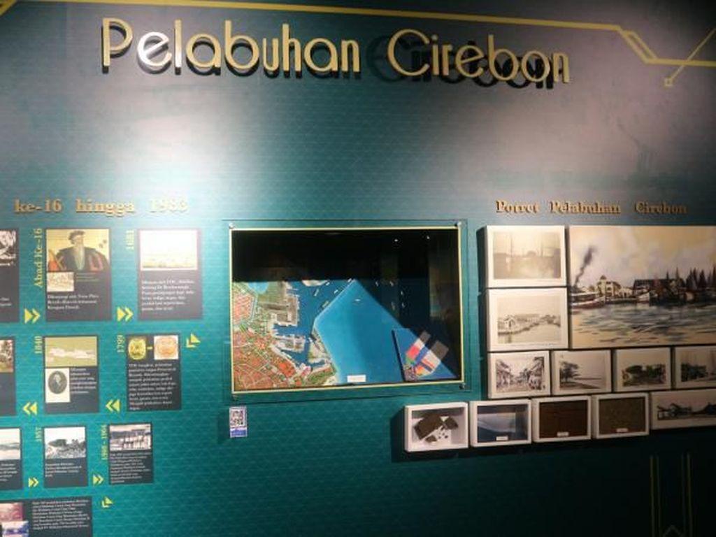 Membaca Sejarah Pelabuhan Indonesia di Museum Maritim Indonesia