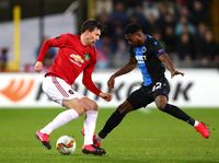 Hasil Liga Europa: Club Brugge Vs Man United Berakhir Imbang 1-1