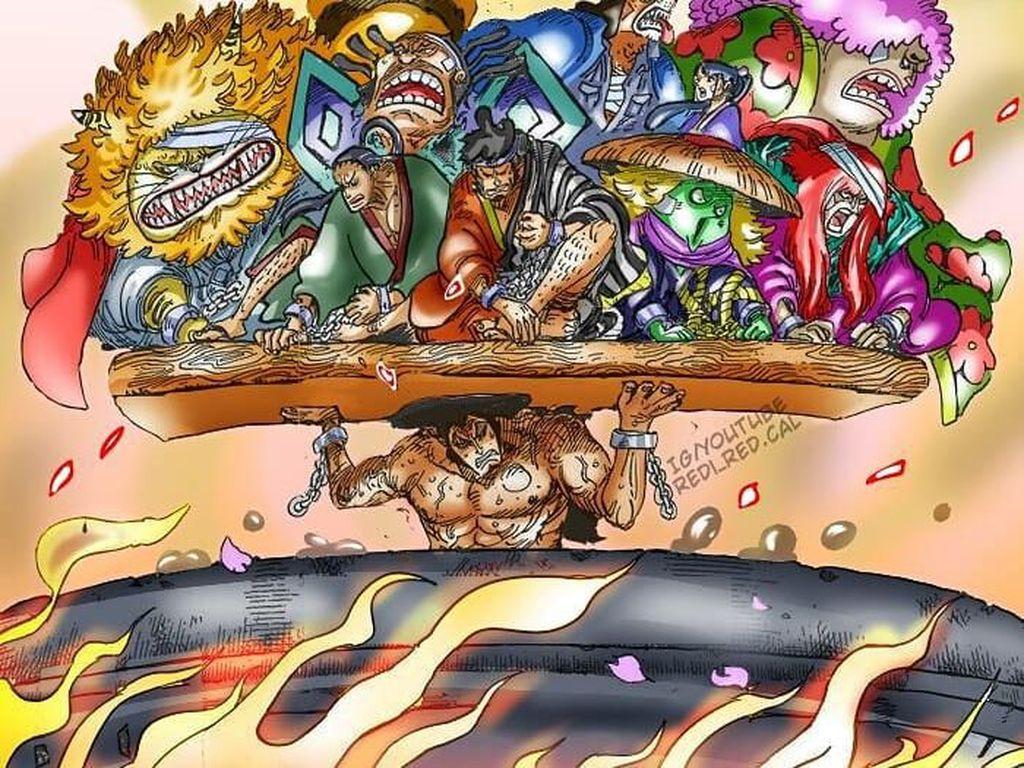 Selamat! Manga One Piece Laku Terjual 480 Juta Eksemplar di Dunia