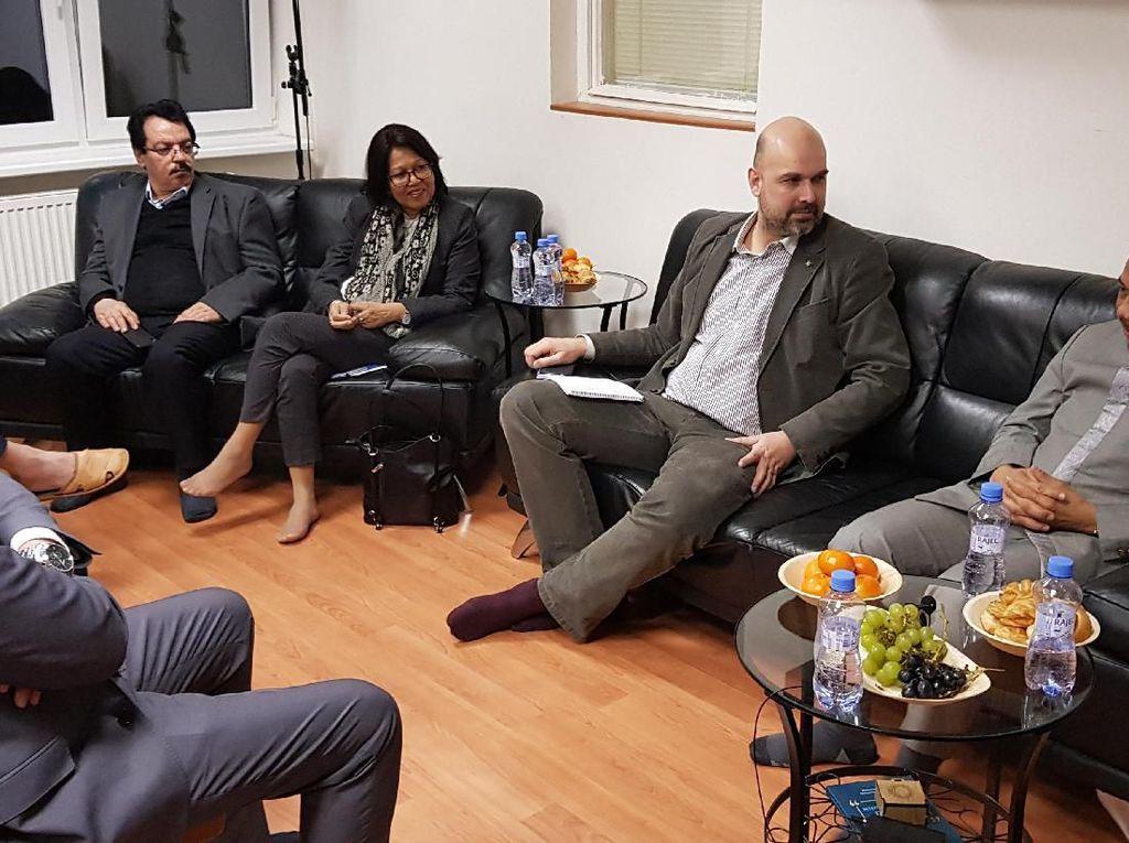 Promosikan Islam, KBRI Bratislava Gelar Dialog Lintas Agama di Slowakia