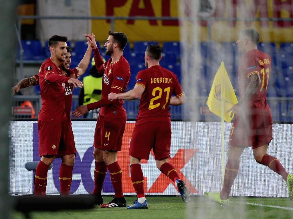 Bukan Kemenangan Spektakuler, tapi Penting untuk Roma