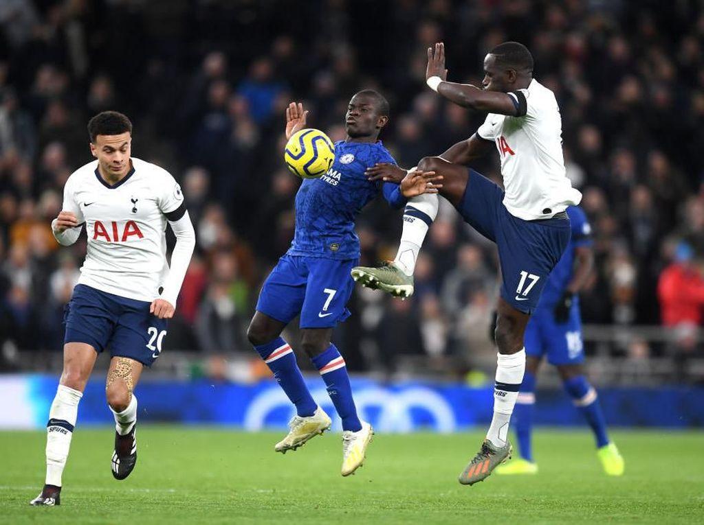 Menuju Chelsea Vs Tottenham, Cek 9 Fakta Berikut Ini