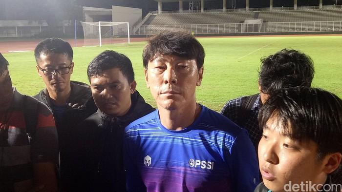 Pelatih Indonesia, Shin Tae-yong