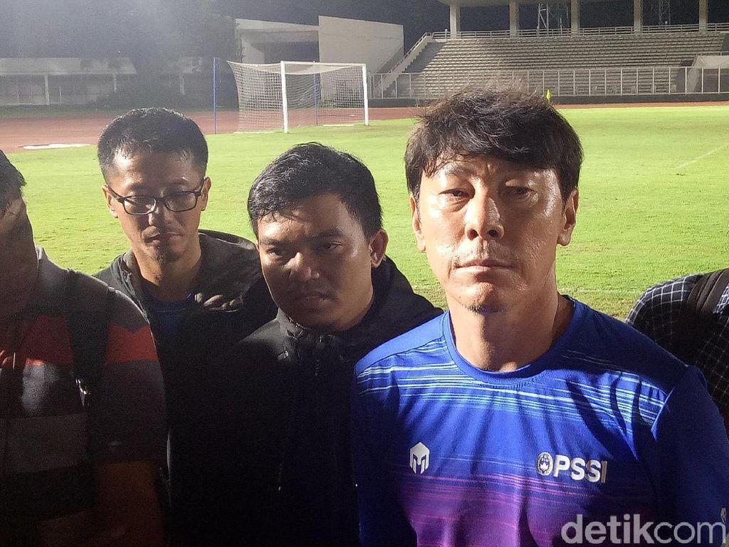 Shin Tae-yong Mau Gizi Pemain Timnas Indonesia Diperhatikan