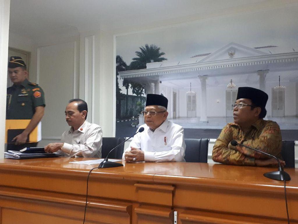 RUU Ketahanan Keluarga Tuai Kontroversi, Maruf: Itu Inisiatif DPR