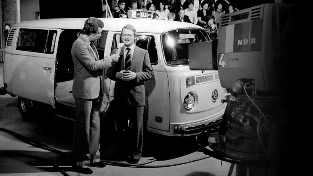 Tampang Mobil Listrik VW Pertama yang Lahir 1970