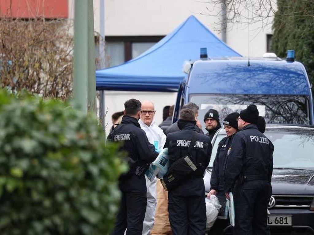 Penembakan di Jerman Aksi Terorisme Ekstrem Kanan Bermotif Rasisme