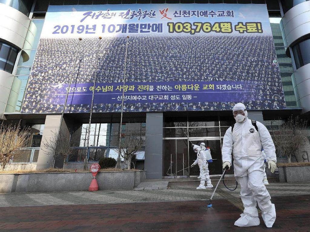 Singapura Tangkap 21 Anggota Sekte Rahasia Korea Selatan