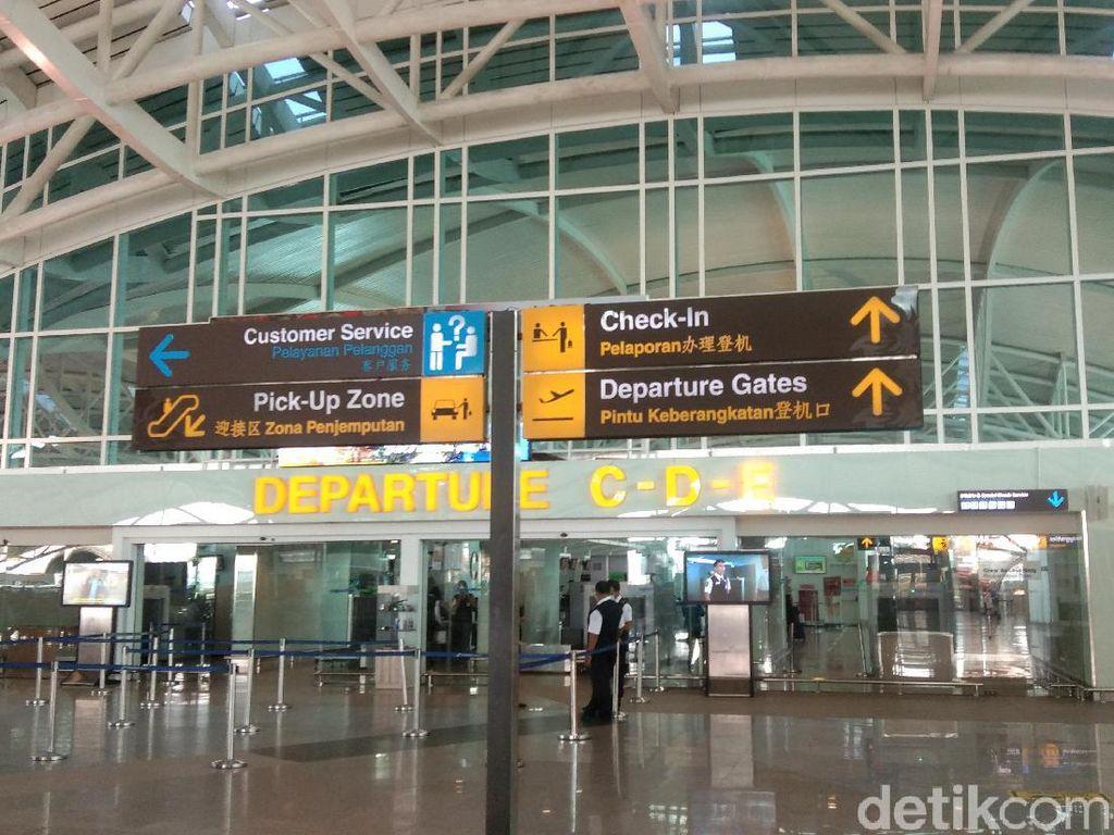 Hardware Bermasalah, Sistem Imigrasi Bandara Ngurah Rai Sempat Terganggu