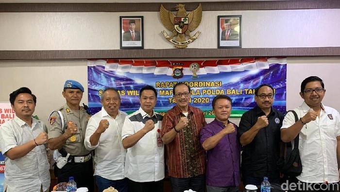 Satgas Anti Mafia Bola Polda Bali