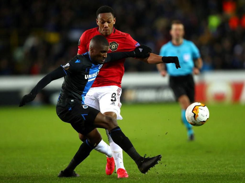 Solskjaer: Man United dan Club Brugge Sama-sama Kecolongan
