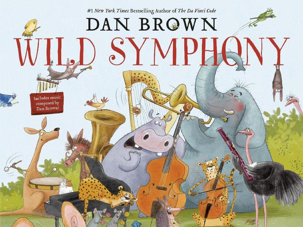 Dan Brown Tulis Buku Anak, Ini Bocoran Ceritanya