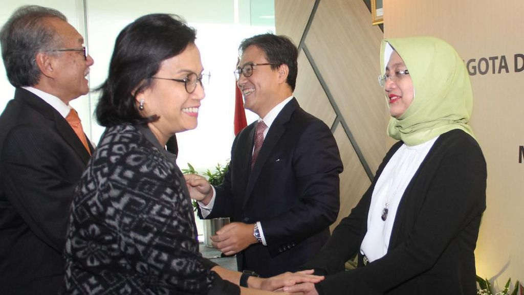 Lana Soelistianingsih Jadi Kepala Eksekutif LPS