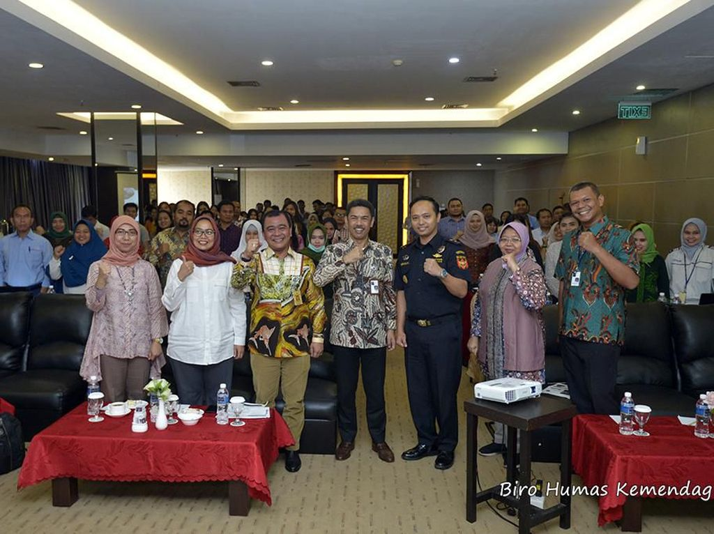 Kemendag Dorong Ekspor Indonesia Lewat Bimtek Sistem Uni Eropa