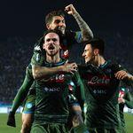 Brescia Vs Napoli: Kayak Gini Nih Kerennya Gol Fabian Ruiz