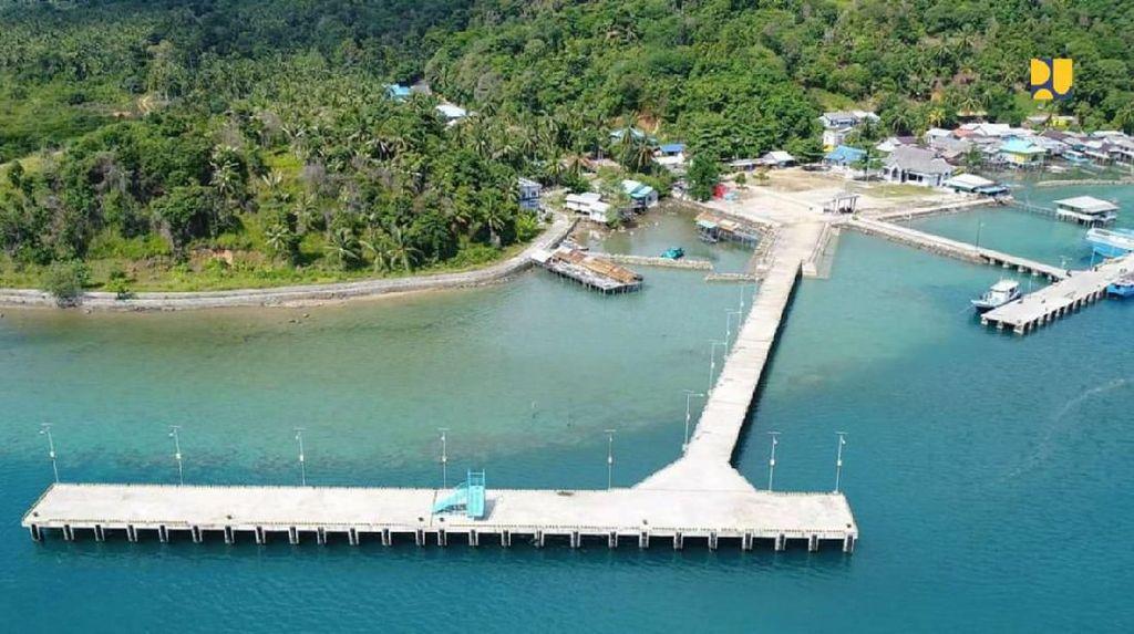 Proyek Pintu Gerbang Negara Terus Digenjot