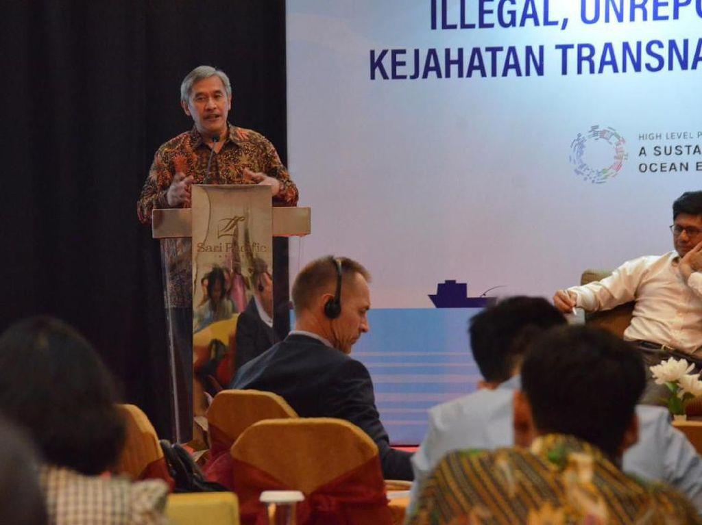 KKP Beberkan Beragam Modus Pencurian Ikan oleh Nelayan Asing