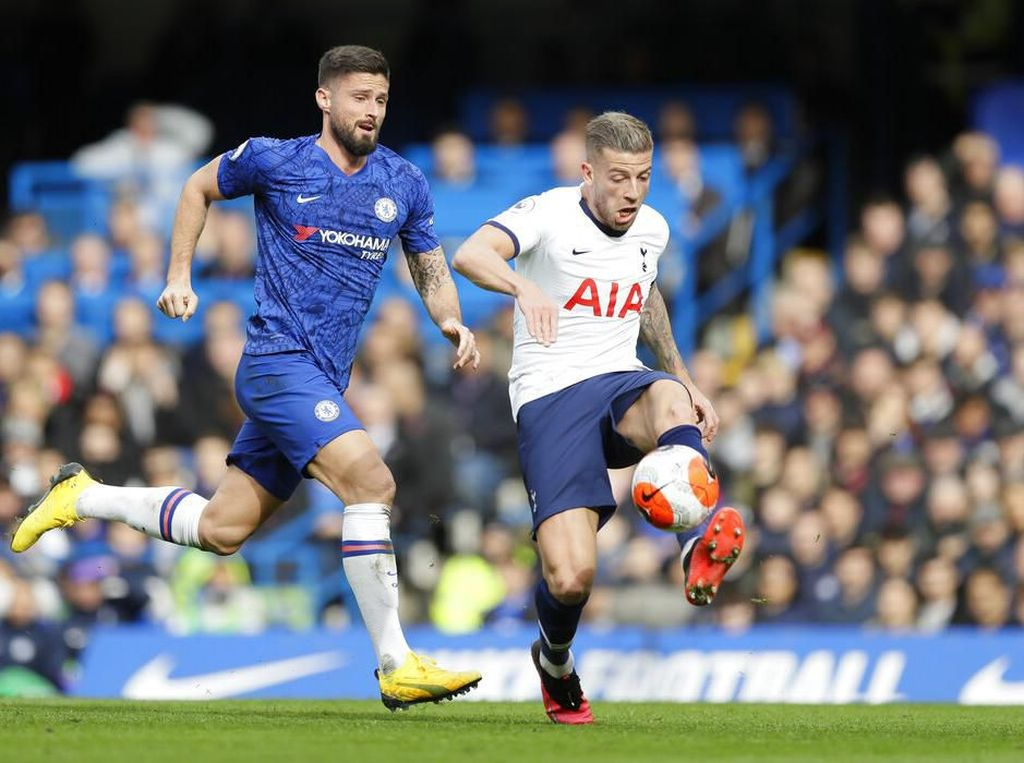 Chelsea Vs Tottenham: The Blues Menang Tipis
