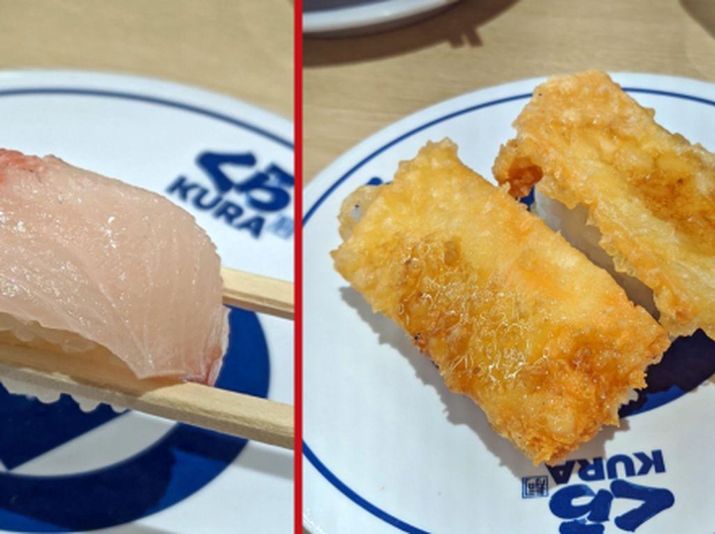 Kini Hadir Sushi Rasa Ikan Cokelat dan Tempura Keju, Gimana Ya Rasanya?
