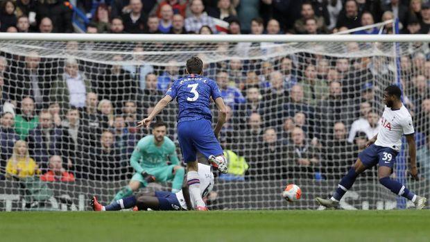 Chelsea Vs Tottenham: The Blues Menang Tipis
