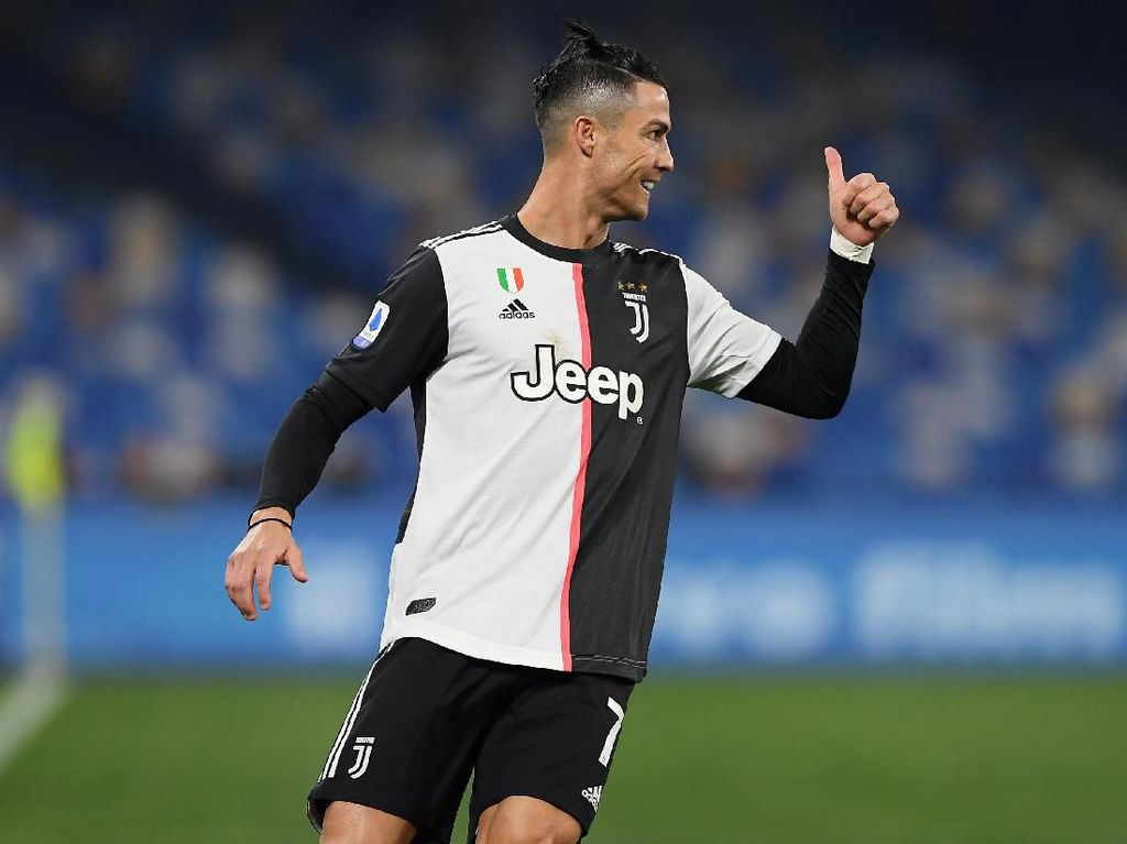 Cristiano Ronaldo dan Mentalitasnya