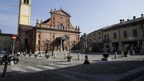 Dampak Virus Corona, Kota di Italia Mendadak Seperti Kota Mati