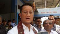 Mensos Janji Santuni Keluarga Korban Susur Sungai SMPN 1 Turi