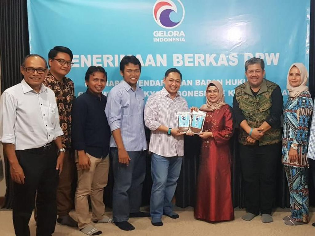 Gelora Anis-Fahri Hamzah Dukung Putri Maruf Amin di Pilwalkot Tangsel