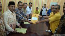 Wakil Ketua DPRD Sumut Daftar Jadi Calon Ketua Golkar