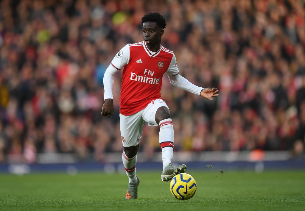 Bukayo Saka, The Next Ashley Cole?