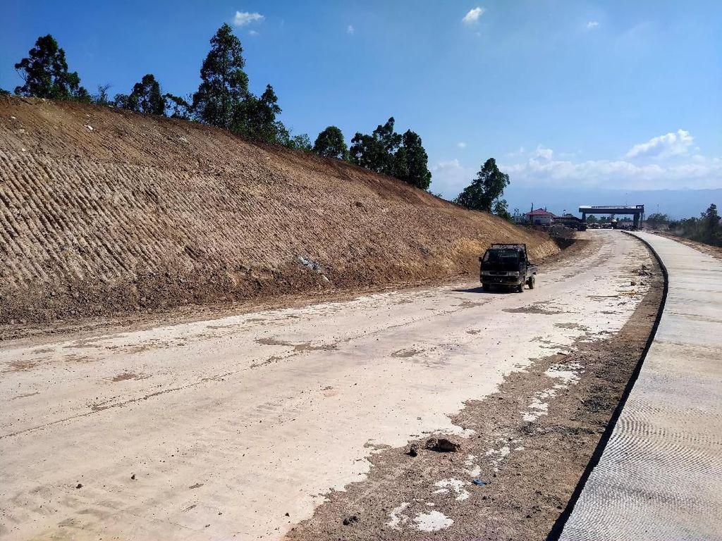 Resmikan Tol Pertama di Aceh, Jokowi: Pembebasan Lahan Cepat