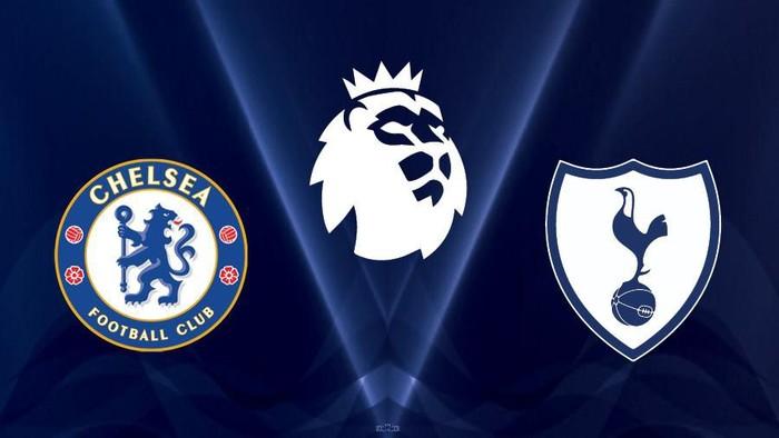 Infografis Chelsea vs Tottenham Hotspur