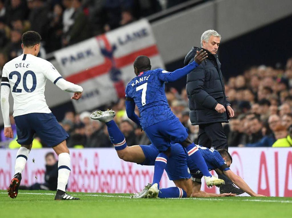 Buruknya Mourinho di Hadapan Mantan Klub