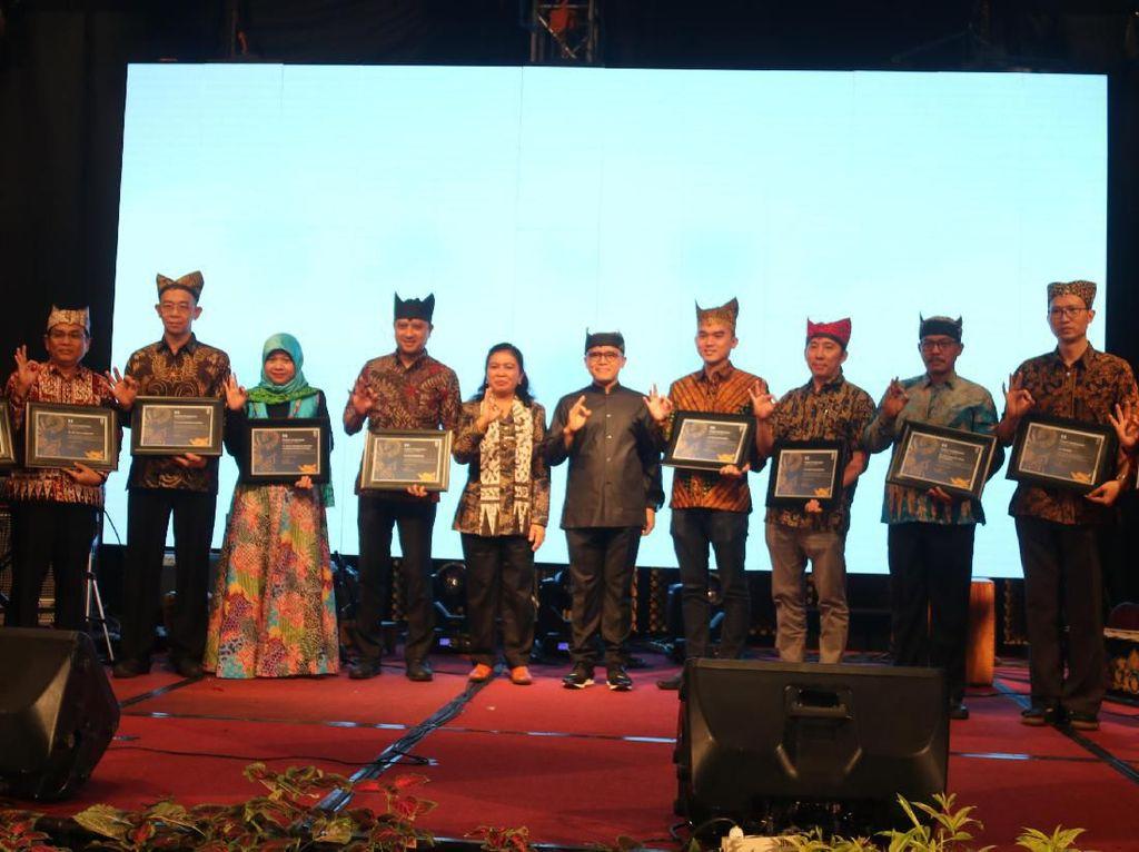 Penganugerahan Wajib Pajak, Tambang Emas Banyuwangi Raih Reward