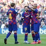 Barcelona Vs Eibar: Messi Quat-trick, Blaugrana Menang 5-0