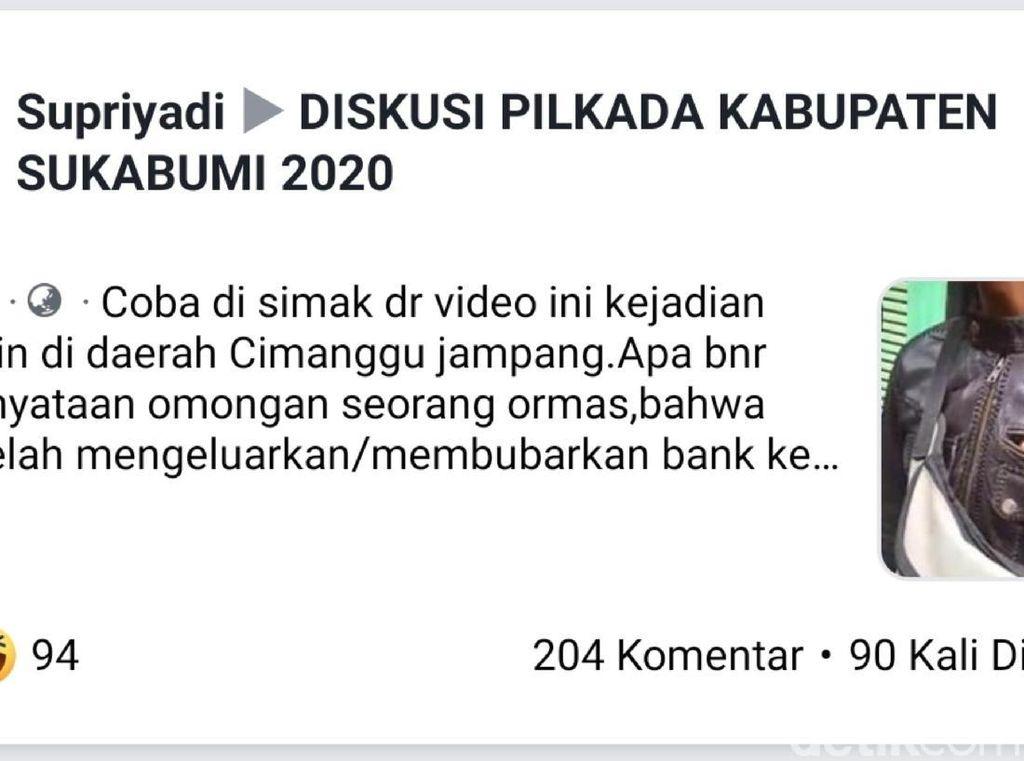 Video Pengusiran Bank Keliling Diduga di Sukabumi, Warganet Geram