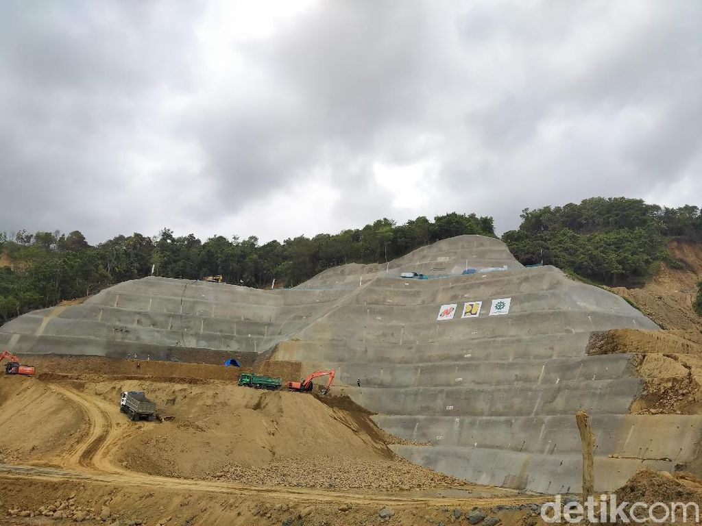 Masuk Proyek Strategis Nasional, Bendungan Rukoh Rampung 2022