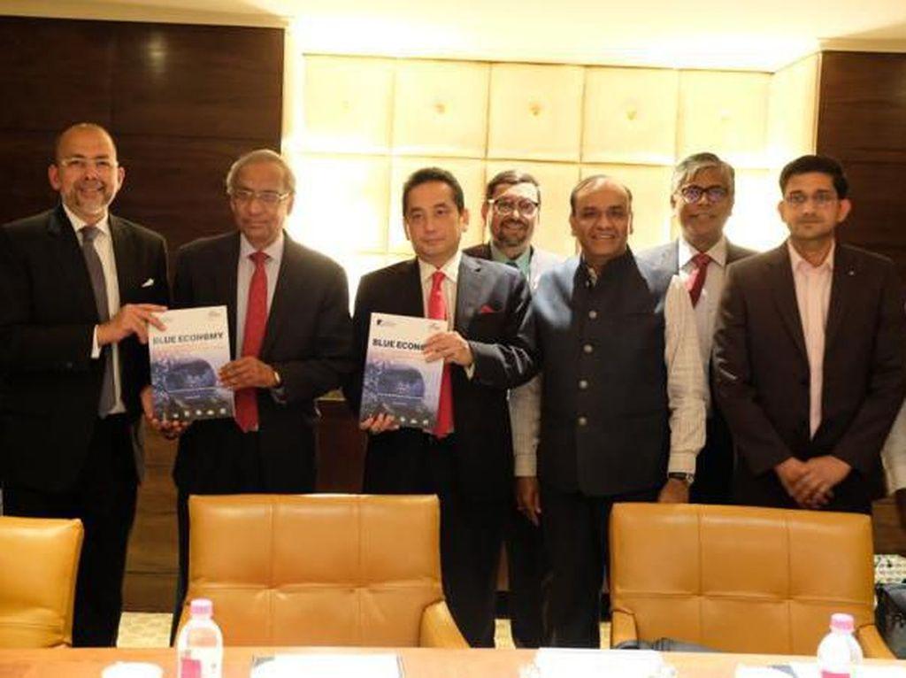 RI Bidik Kerja Sama Rumah Sakit dan Farmasi dengan India