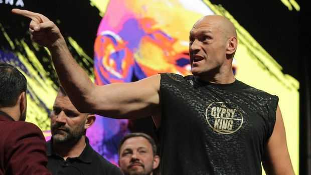 Tyson Fury Tak Lagi Mengekor Nama Besar Mike Tyson