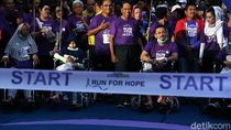 Menpora Ikuti Run For Hope