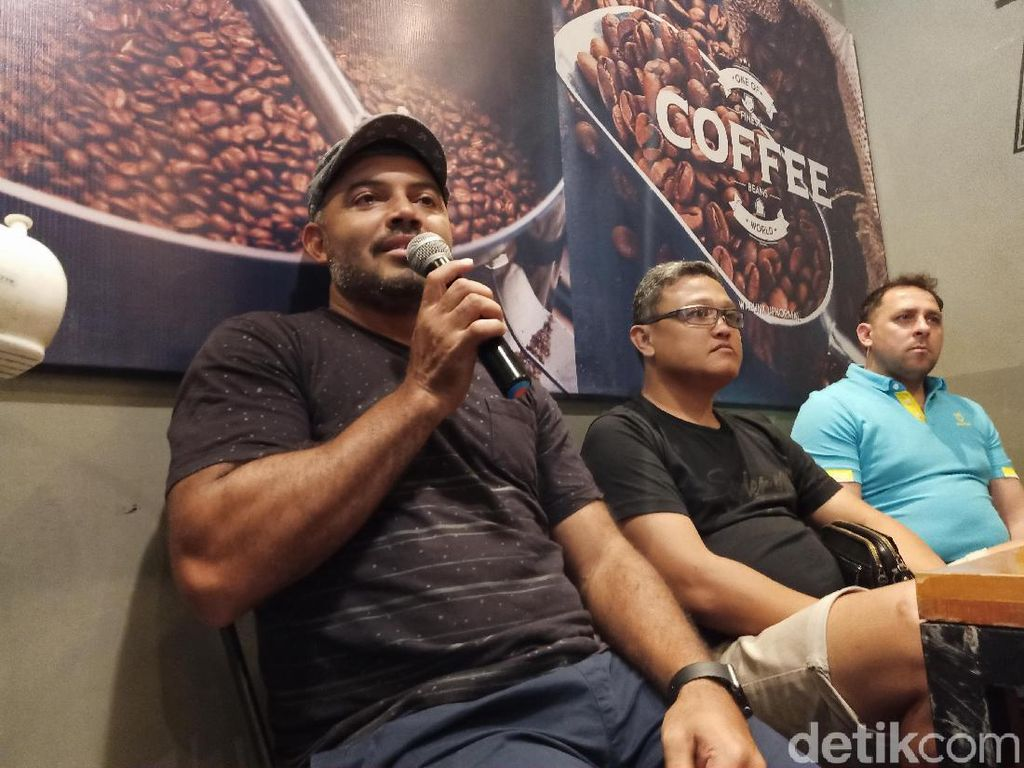 Pesan Danilo Fernando untuk Persik Kediri Tatap Liga 1 2020