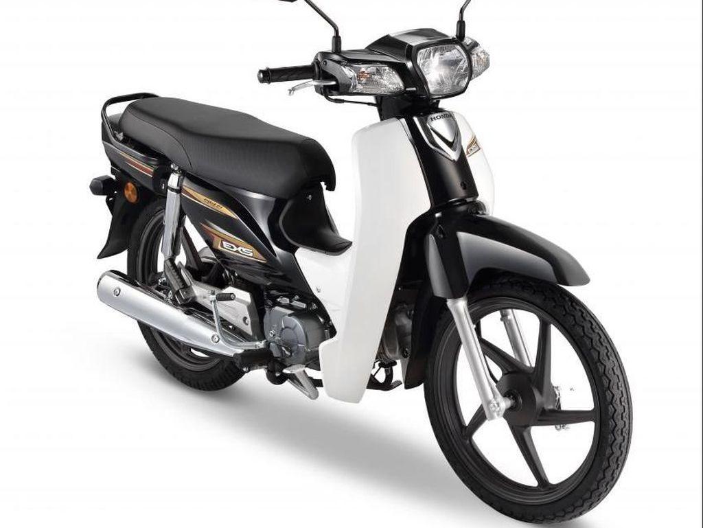 Honda Astrea Tampil Lebih Modern Dijual  Rp 15 Jutaan