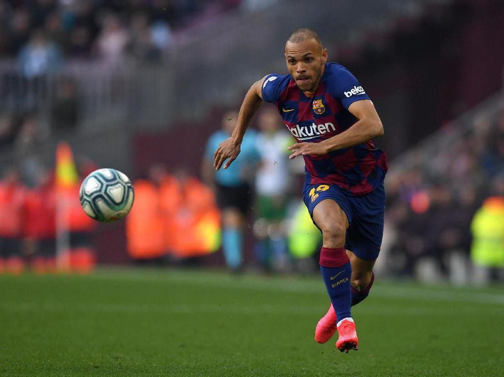 Negosiasi Diam-diam dengan Barcelona, Braithwaite Sempat Dikira Selingkuh