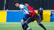 Bagus Kahfi Cedera, Garuda Select Ditahan Imbang Reading U-18