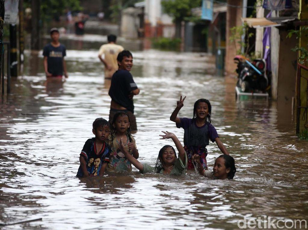 PAN soal Usulan Solusi Banjir 2 Cawagub DKI: Giant Sea Wall Komprehensif